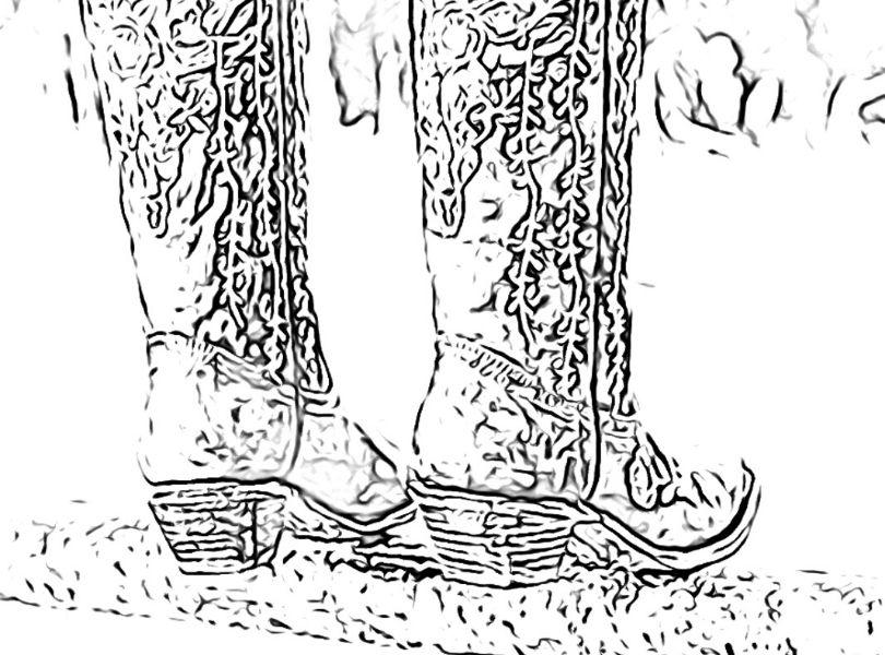 Bonnie's Boots